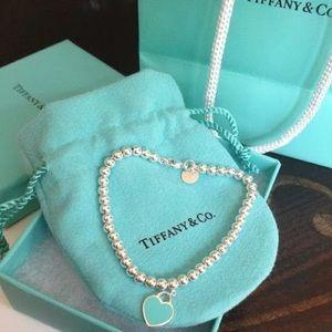 Tiffany Co. beaded bracelet